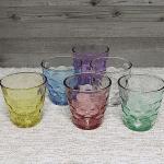 Сервиз 6бр. стъклени чаши за вода,сок,безалкохолно