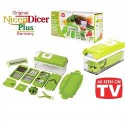Комплект кухненско ренде Nicer Dicer Plus Genius