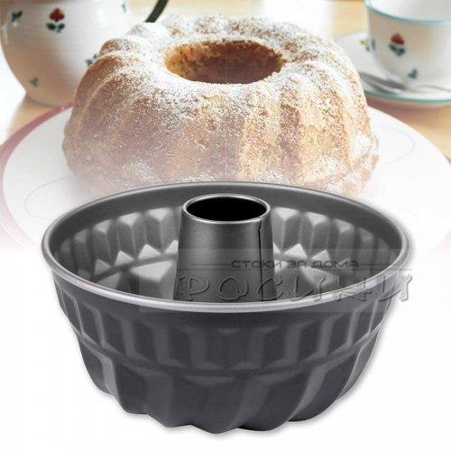 Форма за кекс ERNESTO Ф 20,5 см.