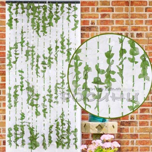 """Ресни за врата """"Двуцветни листа"""" 90x185см."""