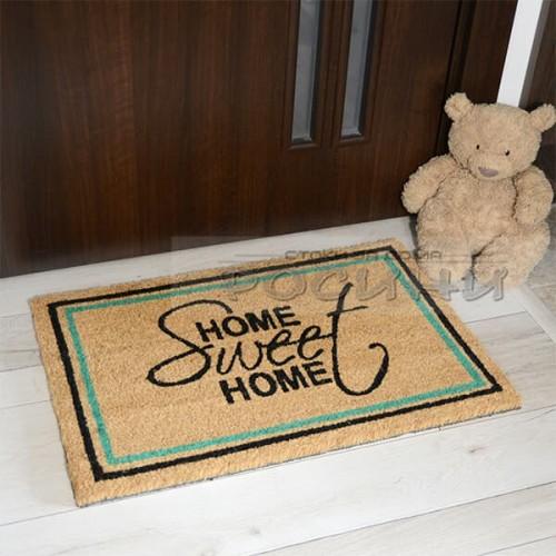 Изтривалка Home Sweet Home КОКОС/40х60см. правоъгълна стелка за врата