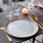 Luminarc Сервиз за хранене 19 части Diwali Granit Marbre