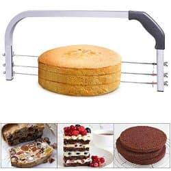 Професионалн уред за рязане на блатове за торта/нож за рязане на блатове