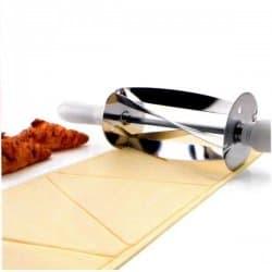 Метална точилка за рязане на кроасани/резец за кроасани
