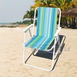 Сгъваем стол за плаж, градина, къмпинг, риболов