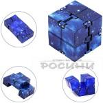 Антистрес играчка-кубче Infinity Cube