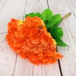 Декоративни стръкове рози 20бр./изкуствени цветя за декорация