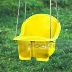 Пластмасова детска люлка/детска люлка за двор
