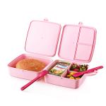 Кутия за съхранение на храна с 4 отделения Hobbylife