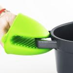 Силиконова ръкохватка/ръкавица за горещо