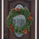 Коледен венец за врата 36см.