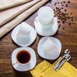 PARMA Сервиз чаши за капучино, чай от аркопал