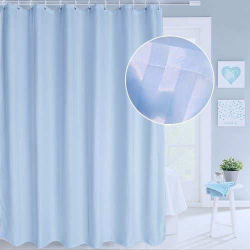 Завеса за баня 180 х 180 см. Синя