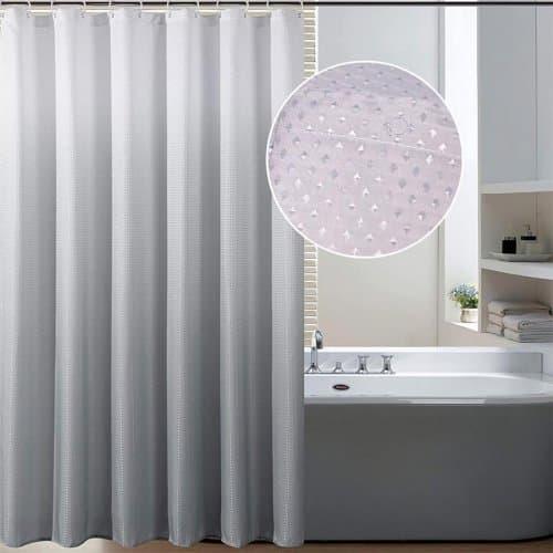 Завеса за баня 180х180 см. Сива