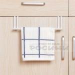 Метална закачалка за домакински кърпи за врата 28 см.