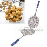 Преса за сладки орехчета 16 бр. с пълнеж
