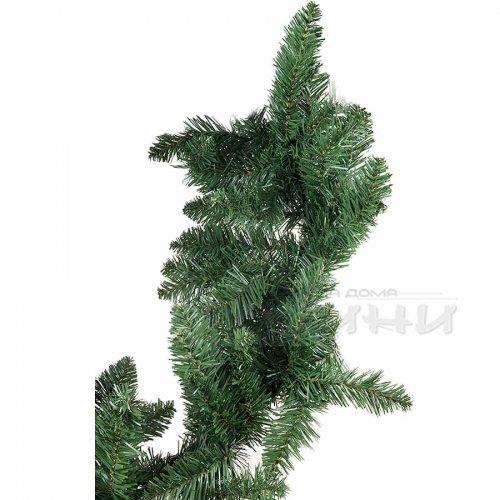 Коледен клон зелен 250 см.
