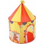 Детска палатка за игра замък Цирк 100х135 см.