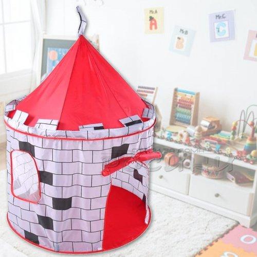 Детска палатка за игра Крепост 100х135см.