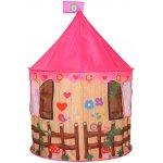 Детска палатка за игра замък Градина 100х135см.