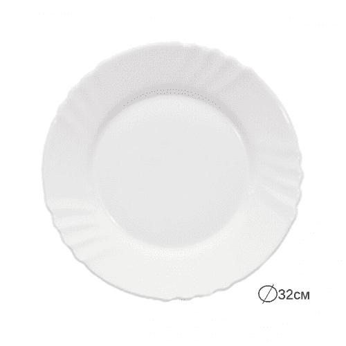 EBRO Чиния/плато  32см./съдове за сервиране от аркопал