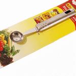 Прибор за дълбане на плодове и зеленчуци/лъжица за декорация