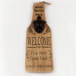 Дървена отварачка за бутилки Grand Bottle
