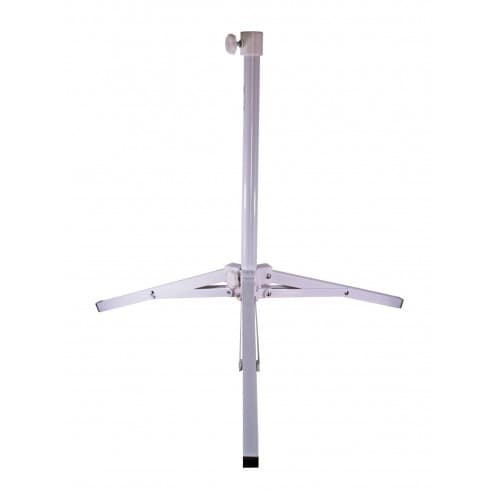 Стойка за чадър метална за чадъри до 2м.