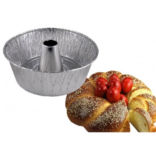 Форма за козунак,кекс 25см./алуминиева форма за печене