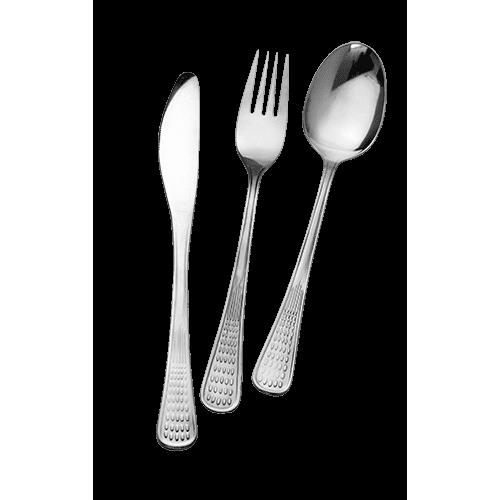 ПЕРЛА Ножове за хранене 3бр.