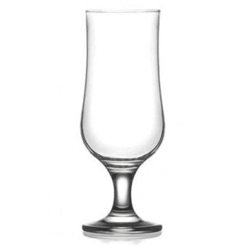Стъклени чаши за бира NEVAKAR 6бр./чаша със столче