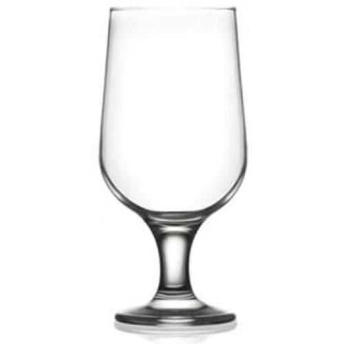 Стъклени чаши за бира BELEK 6бр./чаша със столче