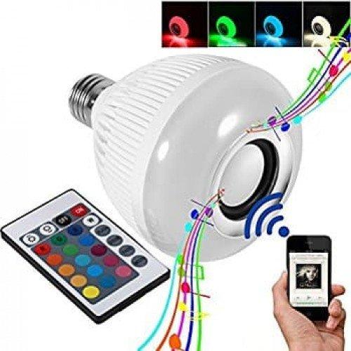 Музикална Лампа с Bluetooth